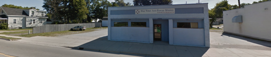 Blue Water Area Rescue Mission